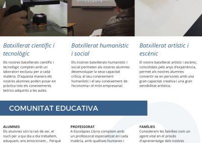 Batxillerat - Catàleg informatiu 3
